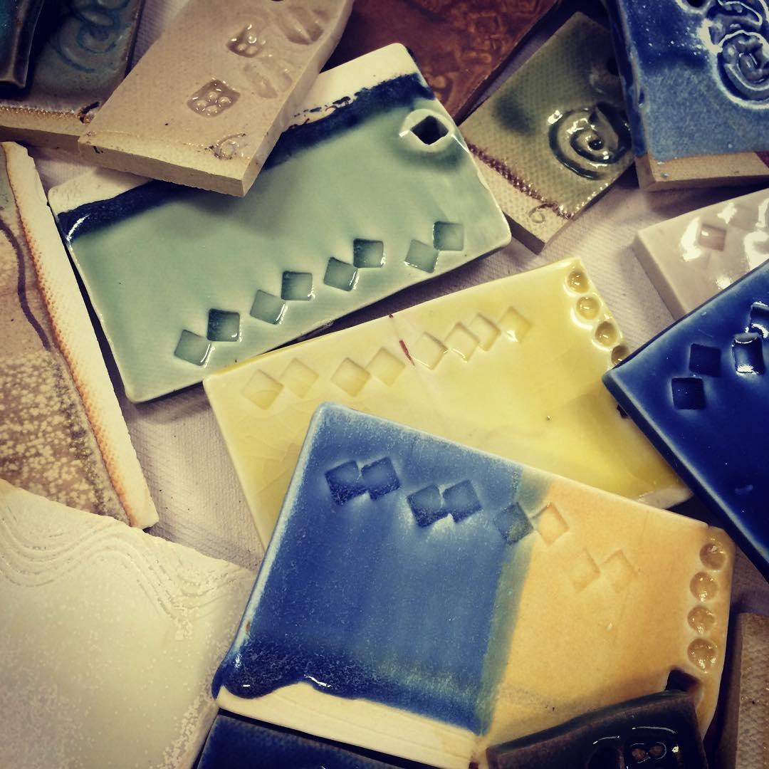 glazetests pottersofperiscope pottery ceramics keramic cone6ox corisandlerpottery corisclayclass