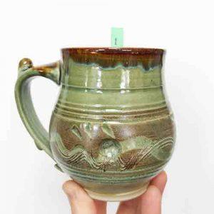 cori sandler - green baynes sound mug