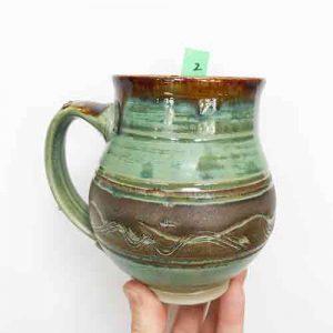 cori sandler baynes green sound mug