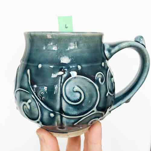cinderella coach mug