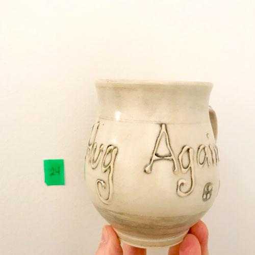 We'll Hug Again Mug by Cori Sandler