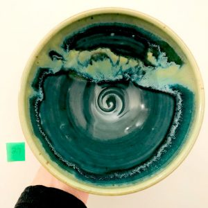 bowl by Cori Sandler